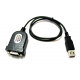 TRONiX USB to RS232 DB9 Serial Adapter (Prolific PL2303HX Rev D Chipset)