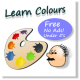 Learn Colours - Free with BrainyEggs - Free for Android (STEM education)
