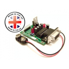 RS232 to TTL Level Converter (5V Signal) with PSU