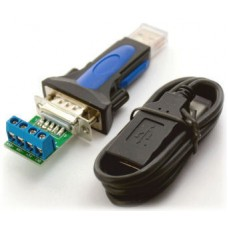 USB to RS485 Converter 9 Way (USB to RS485 Adapter Dongle FTDI)
