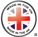 Made in UK logo - (c) Tronisoft Limited