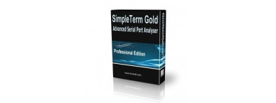 Advanced RS232 Port Monitor - SimpleTerm Gold Pro