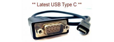 USB Type C to RS232 FTDI