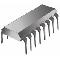 MAX3232CPE+ Maxim Integrated RS232 Interface IC 3.3V to 5V