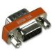 Null Modem Mini Adapter 9 pin RS232 DB9 Male - Female