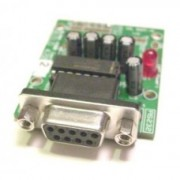 RS232 to TTL Level Converter (3.3V Signal) Breadboarder