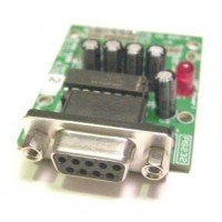 RS232 to TTL Level Converter (5V Signal) Breadboarder