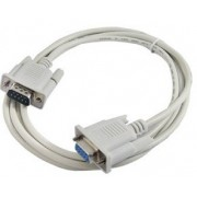 Serial Extension Cable 2M - Grey (DB9 Male to Female)