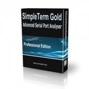 SimpleTerm Gold Professional RS232 Data Analyser