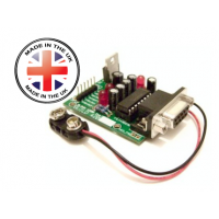 RS232 to TTL Converter 5V with PSU