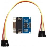 MAX3232 RS232 TTL Converter Module