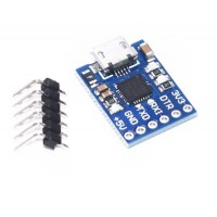 Silabs CP2102 Micro USB To UART TTL Module Serial Converter STC For Arduino