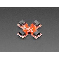 SparkFun STEMMA QT Qwiic Multiport 4-way 4861 BOB-18012